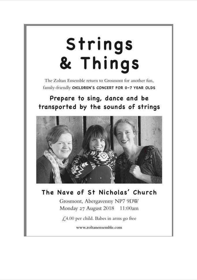 Zoltan Strings and Things
