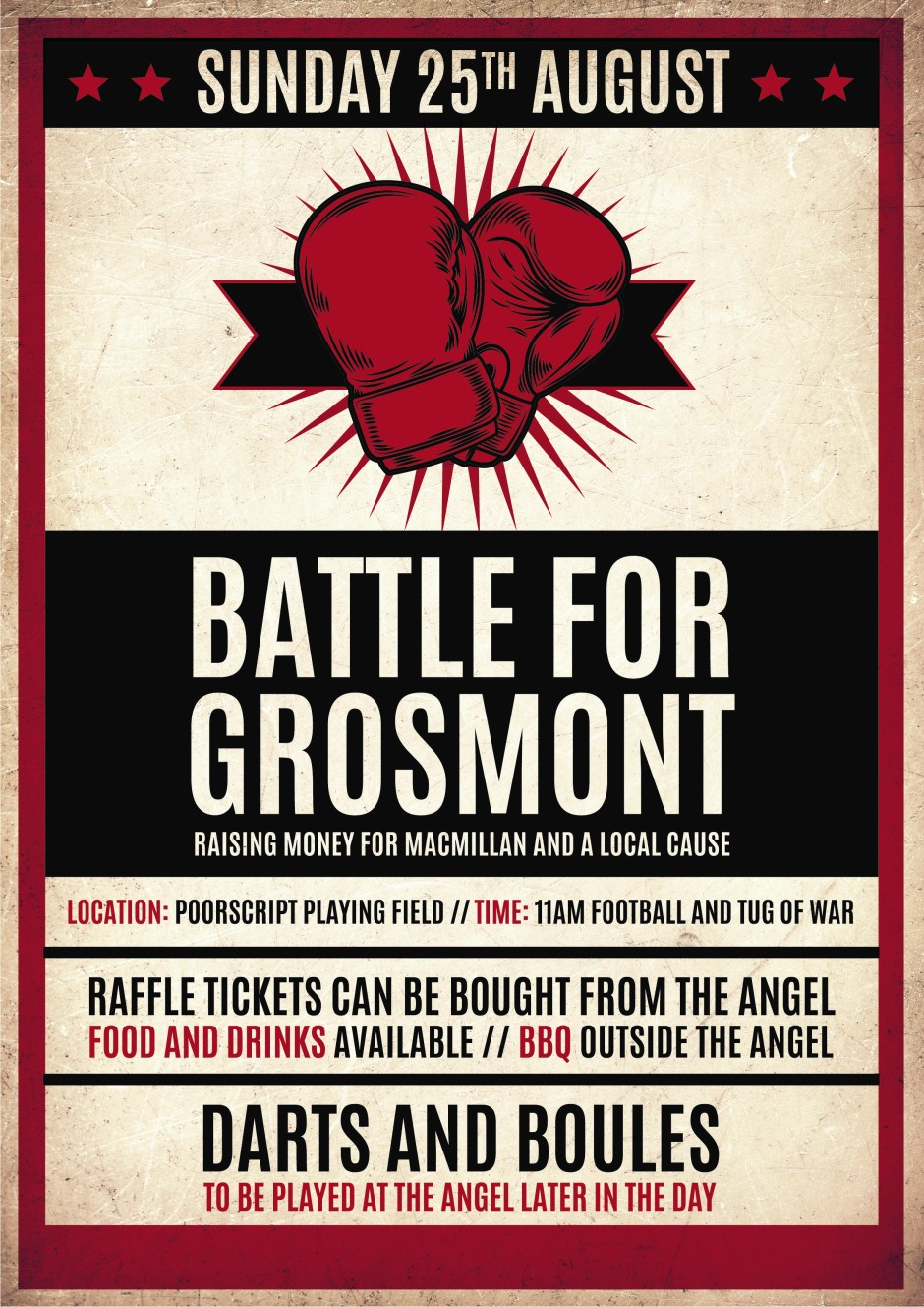 Battle for Grosmont 2019