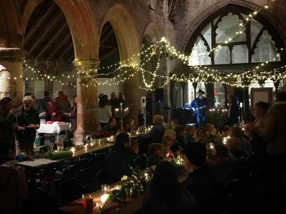 Candlelit Supper for Skenfrith 2